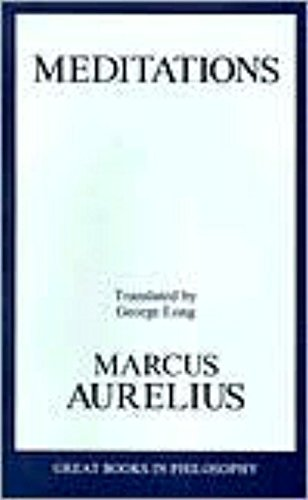 Meditations (Great Books in Philosophy): Marcus; Aurelius Marcus;