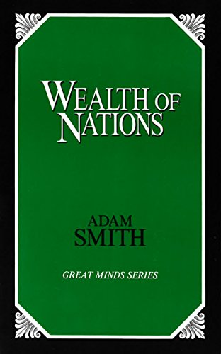 9780879757052: Wealth of Nations (Great Minds)
