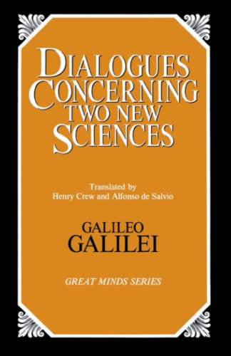 9780879757076: Dialogues Concerning Two New Sciences (Great Minds Series)