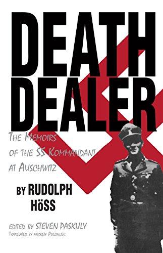 9780879757144: Death Dealer: The Memoirs of the SS Kommandant at Auschwitz