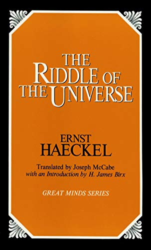 9780879757465: The Riddle of the Universe (Great Minds)