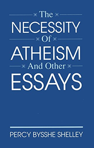 9780879757748: The Necessity of Atheism and Other Essays (Freethought Library)