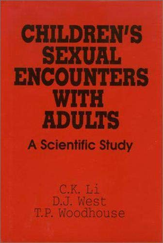 9780879758202: Children's Sexual Encounters with Adults