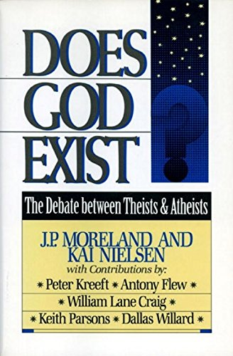 9780879758233: Does God Exist?: The Debate Between Theists and Atheists