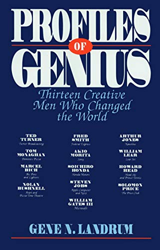 9780879758325: Profiles of Genius