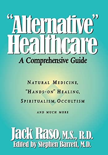 9780879758912: Alternative Healthcare (Consumer Health Library)