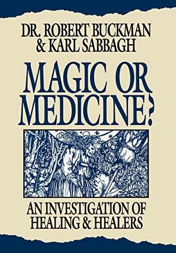 9780879759483: Magic or Medicine?