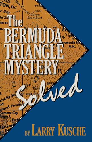 9780879759711: The Bermuda Triangle Mystery - Solved