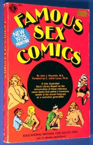 9780879786212: Famous Sex Comics (Tijuana Bible Anthology)
