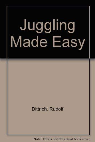Juggling Made Easy: Rudolf Dittrich