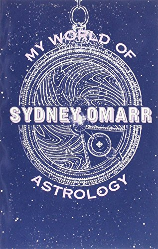 9780879801038: My World of Astrology