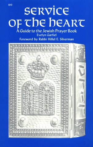 9780879801403: Service of the Heart: A Guide to the Jewish Prayer Book