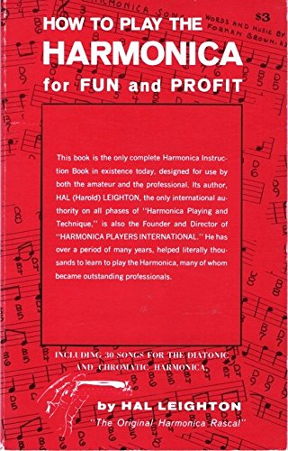 9780879802134: How to Play the Harmonica for Fun and Profit