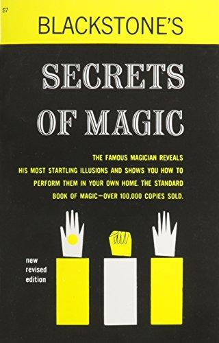 Blackstone's Secrets of Magic: Blackstone, Harry