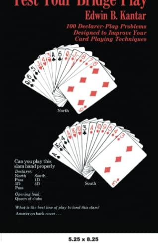 9780879802868: Test Your Bridge Play