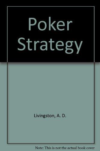 9780879802967: Poker Strategy and Winning Play