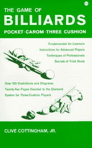 9780879803179: Game of Billiards: Pocket, Carom, Three Cushion