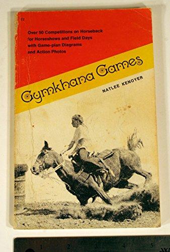 9780879803292: Gymkhana Games