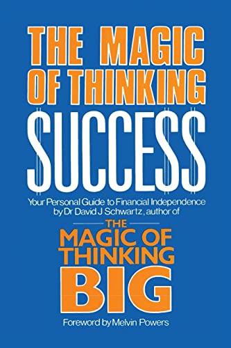 9780879804206: Magic of Thinking Success
