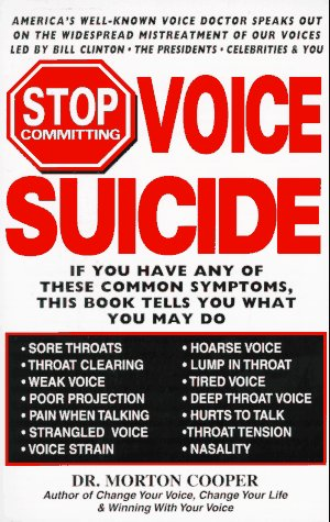 9780879804374: Stop Committing Voice Suicide