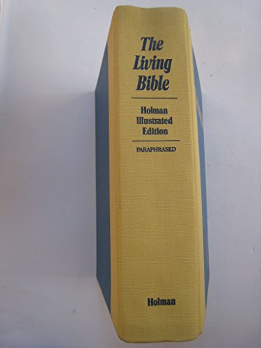 9780879810238: The Living Bible, Paraphrased