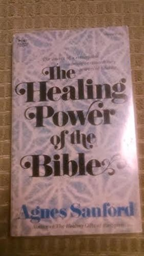 9780879810597: The Healing Power of the Bible