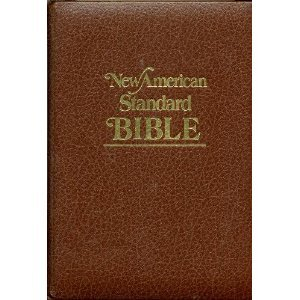 Holy Bible: New American Standard/4913Rl/Brown: Unknown