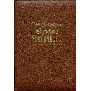 9780879810900: Holy Bible: New American Standard/4913Rl/Brown