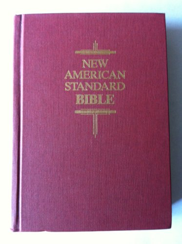 9780879811204: Bible Nas Christian Day School/Pew Burgundy