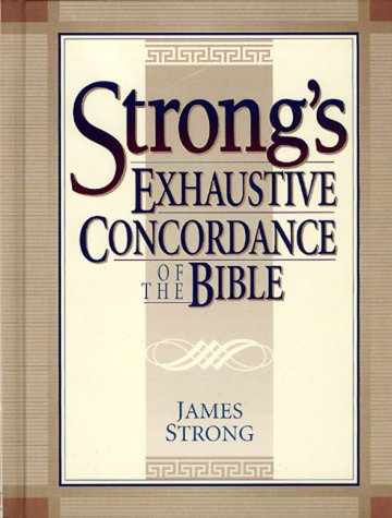 9780879816261: Strong's Exhaustive Concordance (Complete and Unabridged)