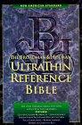 9780879819156: Nasb Ultrathin Reference Bible (American Standard Bible)