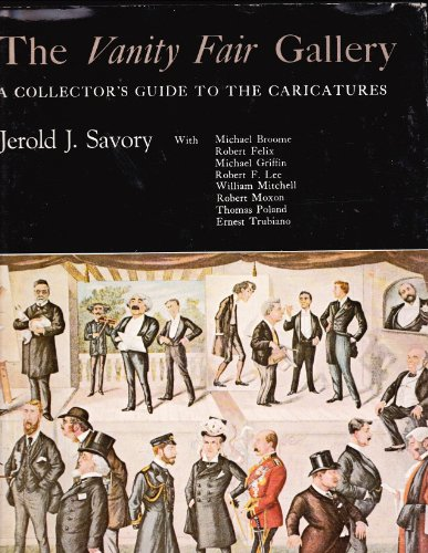 9780879820237: Vanity Fair Gallery: A Collector's Guide to the Caricatures