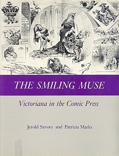 9780879825010: The Smiling Muse: Victoriana in the Comic Press