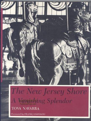 9780879825041: The New Jersey Shore: A Vanishing Splendor