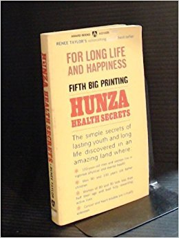 9780879831899: Hunza Health Secrets for Long Life and Happiness