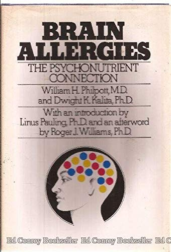 9780879832247: Brain Allergies; The Psycho-Nutrient Connection