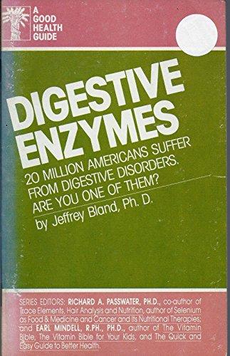 Digestive Enzymes (Good Health Guides): Jeffrey Bland