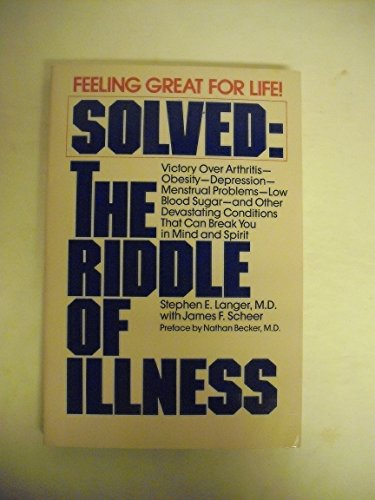 9780879833572: Solved!: Riddle of Illness