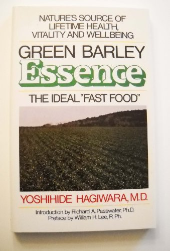 GREEN BARLEY ESSENCE The Ideal