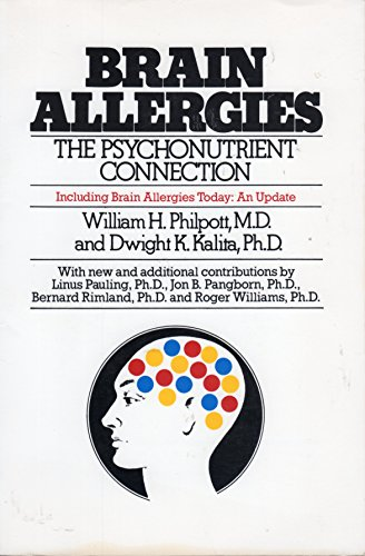 9780879834265: Brain Allergies: The Psychonutrient Connection Including Brain Allergies Today : An Update