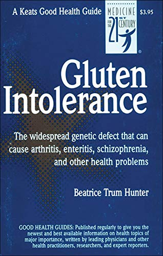 9780879834357: Gluten Intolerance (Good Health Guides)