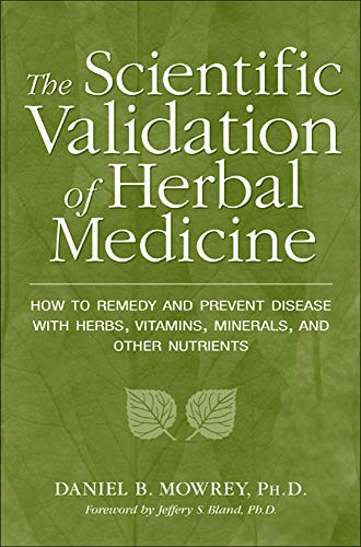The Scientific Validation of Herbal Medicine