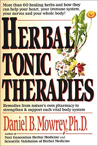9780879835651: Herbal Tonic Therapies