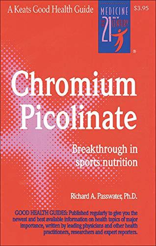 9780879835880: Chromium Picolinate