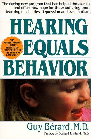 9780879836009: Hearing Equals Behaviour