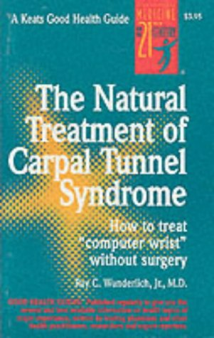 9780879836092: The Natural Treatment of Carpal Tunnel Syndrome