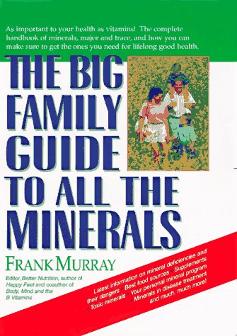 9780879836702: The Big Family Guide to All the Vitamins