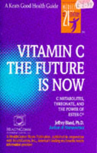 9780879836856: Vitamin C: The Future Is Now (Keats Good Health Guide)