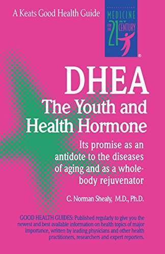 9780879836955: Dhea: The Youth and Health Hormone
