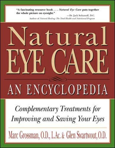9780879837044: Natural Eye Care: An Encyclopedia